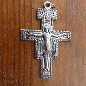 Jewelry - JESUS ON THE CROSS PENDANT FROM ITALY